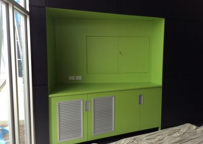 We custom-designed this storage cabinet for a commercial client in Tea Tree Gully - a suburb of Adelaide