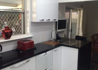 We are experts in fabricating and installing kitchen joinery for all size kitchens in suburban Adelaide